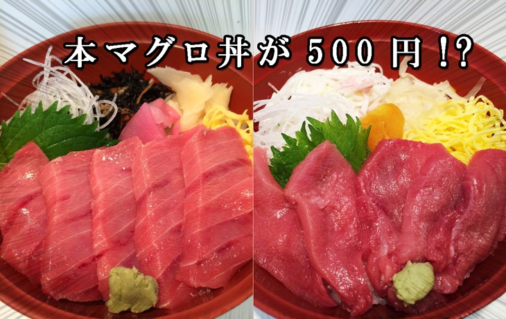 本マグロ丼が500円!東京大学の変な寿司屋に行ってきた【アーノルズはせがわ】