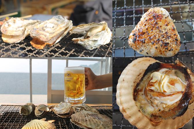 牡蠣が1キロ約1000円という安さ!福岡の牡蠣小屋は海の幸が満喫できる場所だった
