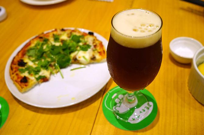 【今日はどんな味?】ビールをお店の中で造ってます!「beer++」で苦ウマ〜なビールを飲もう
